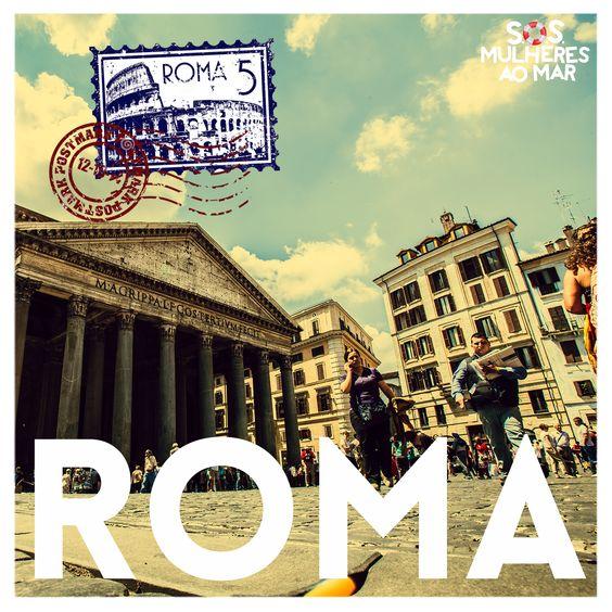 Coisas para se fazer na vida: VISITE ROMA! http://facebook.com/sosmulheresaomar
