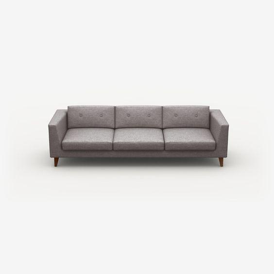 My design inspiration: Flip 3 Seater Sofa on Fab.
