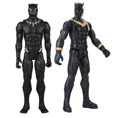 HASBRO MARVEL LEGENDS SERIES BLACK PANTHER 12-INCH ACTION FIGURE