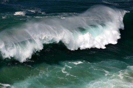 'Welle' von Iris Heuer