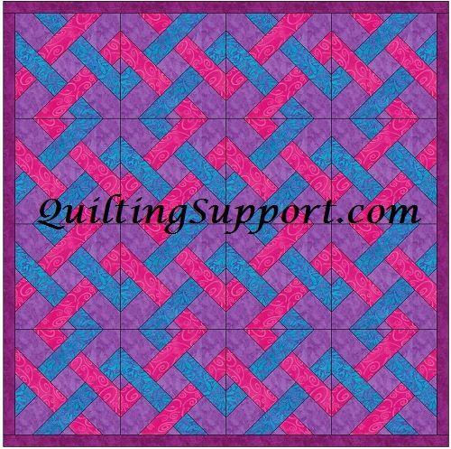 Celtic Knot Foundation Patterns