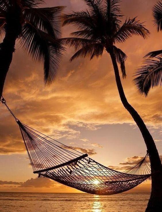 Una tarde así, es lo que todos necesitamos. Hawai.