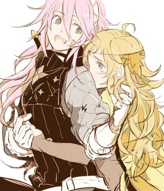 Fire Emblem Fates/If: Soleil and Ophelia