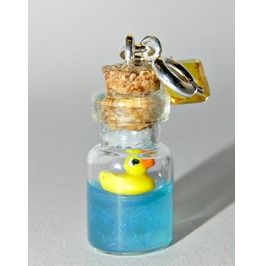 Rubber Ducky Charm