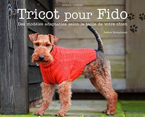 Telecharger Ou Lisez Le Livre Tricot Pour Fido Des Modeles Adaptables Selon La Taille De Votre Chiende Han Au Fo Jumper Book Knitting Books Knitting Projects