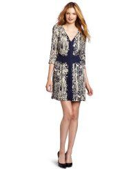 Tracy Reese Women's Inset Chemise Dress