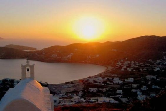 Greek Islands hopping