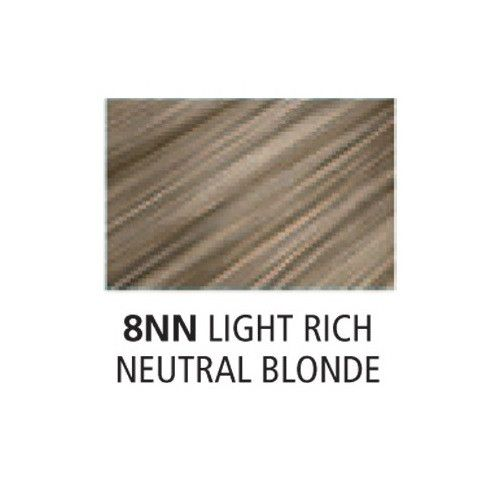 Clairol premium creme permanent hair color 8nn light for Rich neutral paint colors