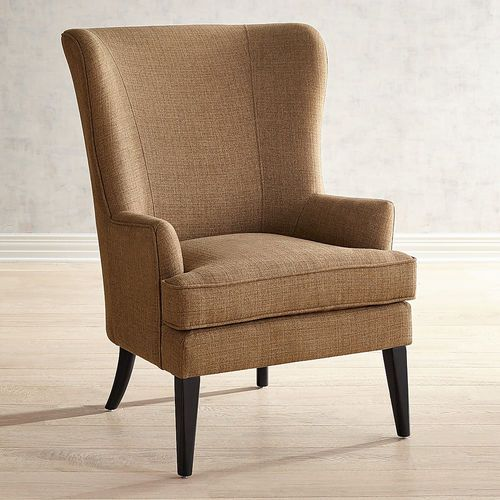 Asher Pierformance Chenille Bark Armchair Pier 1 Imports Most