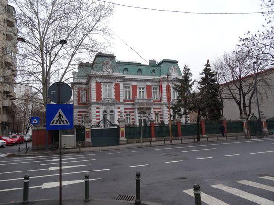 Casa lui P.P. Carp