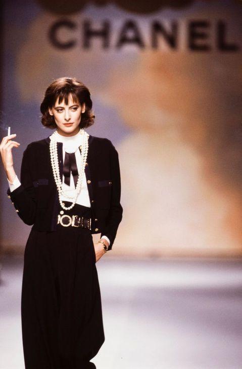 Iconic Fashion Designers Fall Outfits In 2020 Fashion 1980s Fashion Military Fashion