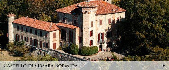 Che bel castello Orsara Bormida! è uno spettacolo vederlo tutti i giorni!