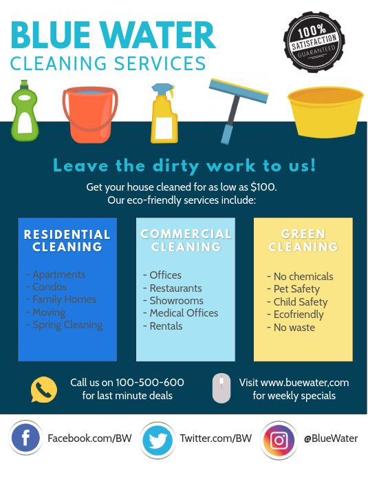 Create The Perfect Design By Customizing Easy To Use Templates In Minutes Easily Convert Your Cleaning Service Flyer Cleaning Flyers Cleaning Business Cards