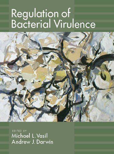 Regulation of Bacterial Virulence by Michael Vasil. $199.95. Edition - 1. 630 pages. Publication: December 5, 2012. Publisher: ASM Press; 1 edition (December 5, 2012)