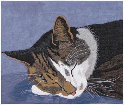 """""""Maximum Cat Nap"""" (2010) by Susan Brubaker Knapp"""