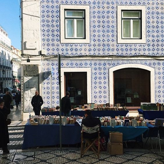 The Oldest Bookstore In The World: Bertrand Bookstore In Lisbon, Chiado. Opened by Peter Faure in 1732, to be a hub of Lisbon's art and intellectual scene. Over time, has become the cornerstone of the Bertrand bookstore chain. Nowadays, has more than 50 stores throughout Portugal. (em Livraria Bertrand Chiado)