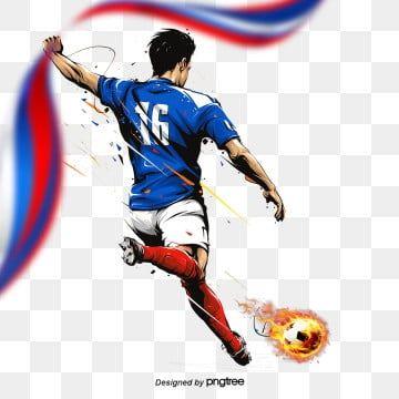 Fussball Plakat Im Hintergrund Desenho De Jogador De Futebol Desenho Futebol Imagem De Fundo De Futebol