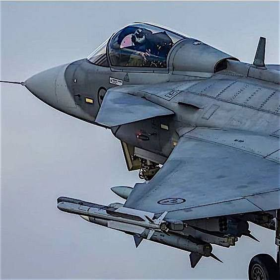 The Saab Jas 39 Gripen Swedish Air Force In 2020 Military Aircraft Aircraft Fighter Jets