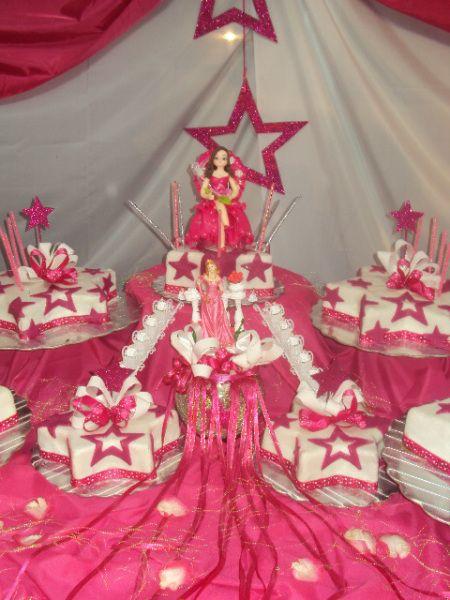 Photos fiestas and mesas on pinterest for Decoracion mesas fiestas
