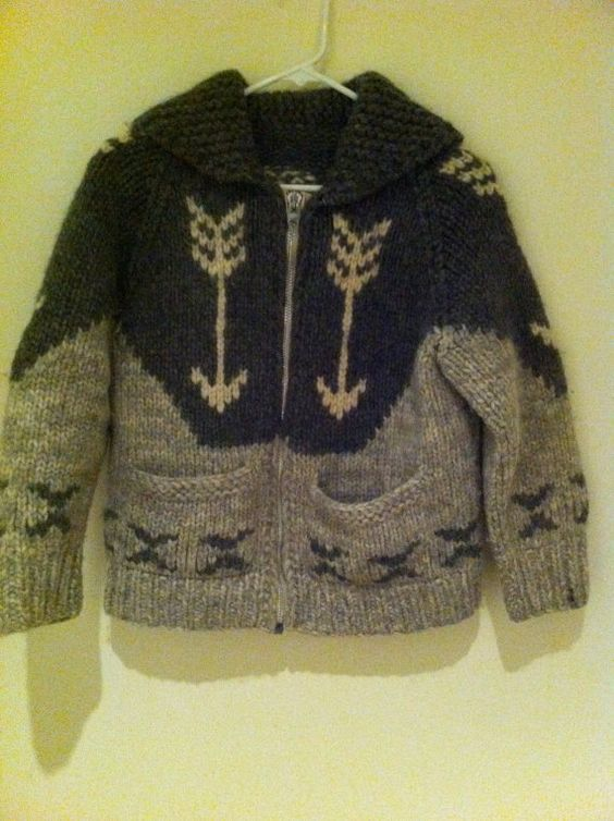 Siwash Sweater For Sale 112