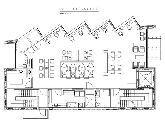 Top Salon Floor Plans On View De Beaute Salon Floor Plan Salon