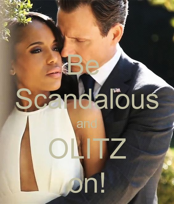 OLITZ! - scandal-abc Photo