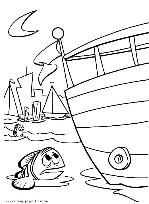 Best Finding Nemo Coloring Book Ideas - New Coloring Pages ...