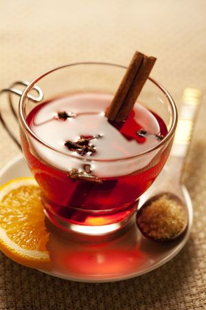 red hot cinnamon whiskey | red hot toddy 1 1 2 oz fireball whisky 1 cup hot water 1 tsp honey 1 2 ...lemon juice, cloves, stick cinnamon----Oh I can really really go for this one. I dont think I will wait for a sore throat either.
