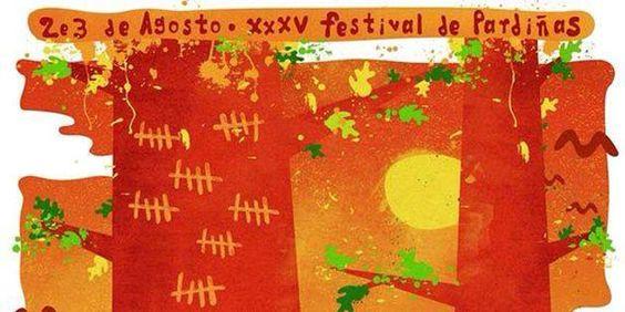 ¡Solo faltan 2 días! Consulta todo el programa del Festival de Pardiñas 2014 de Guitiriz.