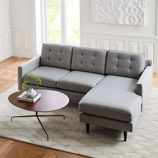 Drake Reversible Sectional Furniture Sectional Upholstered Furniture