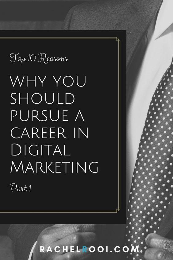 digital marketing career pin