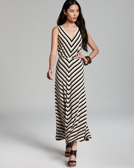 I like maxi dresses this season. As long as they&-39-re fitted- short ...