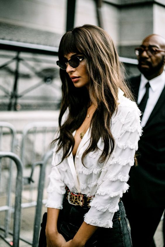 46 Ruffle Blouses You Need To Try outfit fashion casualoutfit fashiontrends