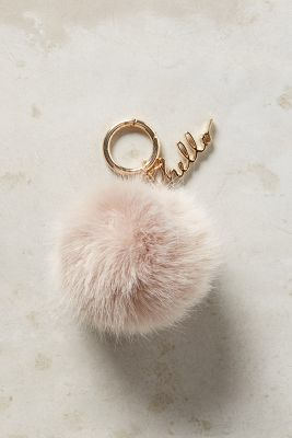 Anthropologie Charmed Pom Pom Keychain https://www.anthropologie.com/shop/charmed-pom-pom-keychain?cm_mmc=userselection-_-product-_-share-_-40248833