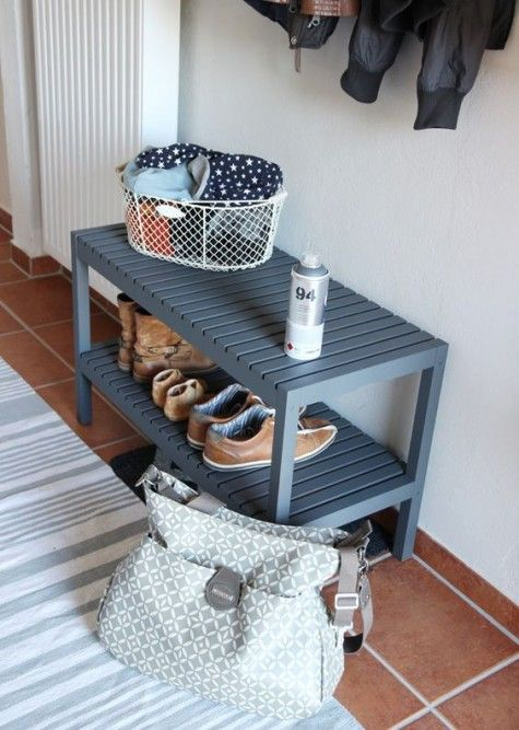 20 Ways To Use Ikea Molger Bench Around The House Comfydwelling Com Ikea Molger Bench House Ikea Ikea Shoe Rack Ikea Bench