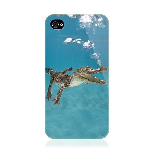 Happy Alligator iPhone 4/4S Case