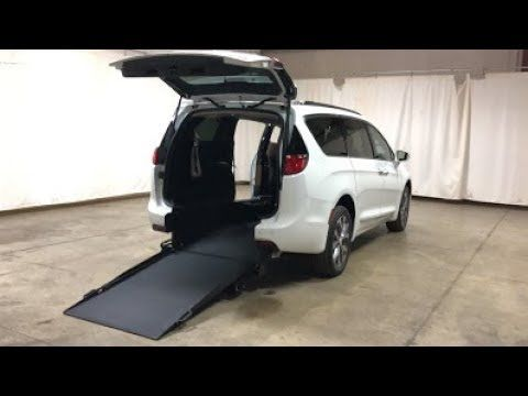 2018 Chrysler Pacifica Limited Wheelchair Accessible Van W