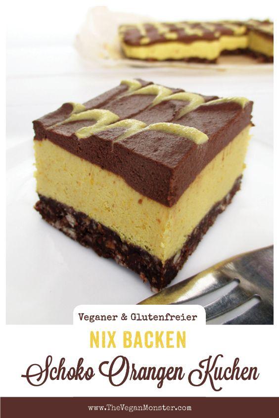 Nix Backen Orangen Schokoladen Kuchen Vegan Glutenfrei Ohne Kristallzucker Das Vegan Monster Mit Bildern Backen Kuchen Backideen