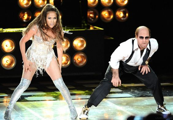 Jennifer Lopez & Tom Cruise - MTV Movie Awards Dance!