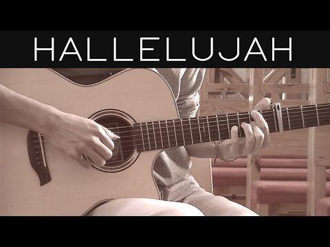 Hallelujah Leonard Cohen Fingerstyle Guitar Cover By Albert Gyorfi Tabs Youtube Fingerstyle Guitar Leonard Cohen Guitar