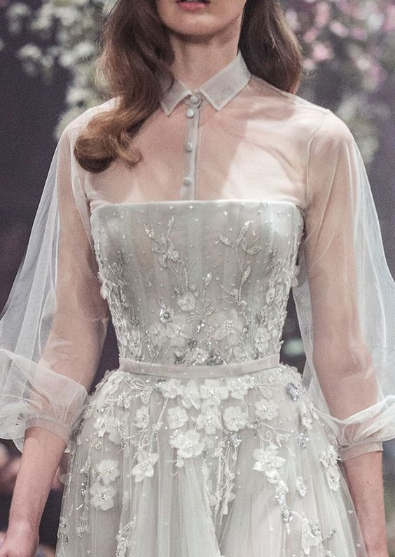 "Paolo Sebastian ""Once Upon A Time"" Couture Collection"