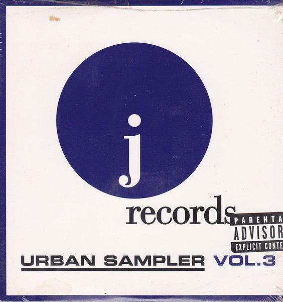 J Records / 2003 SEALED Promo CD / Mariah Carey Rah Digga Tyrese Monica Luther Vandross Deborah Cox Mario +