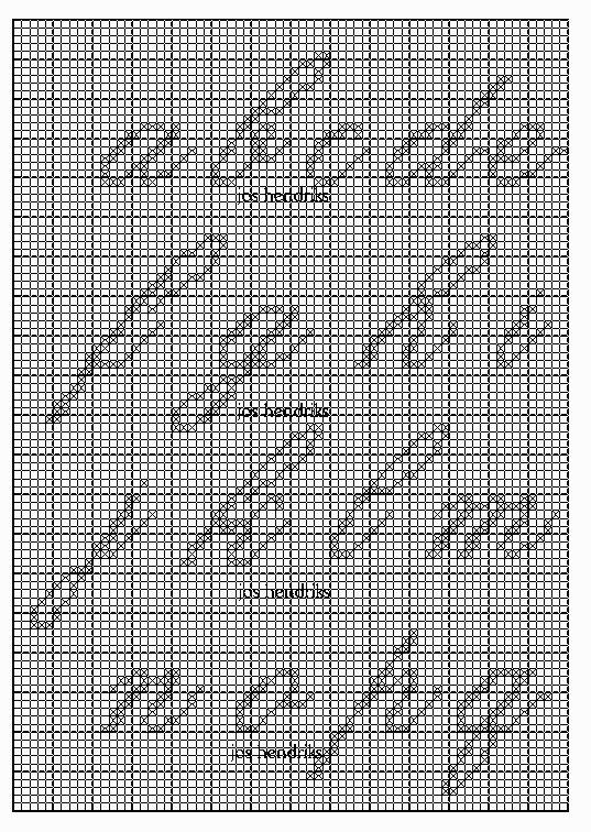 Flemish Script, small letters 1
