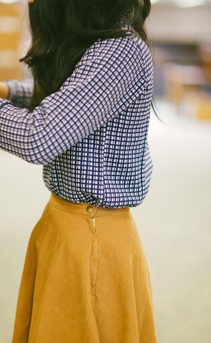 loving skirts and especially blouses for work