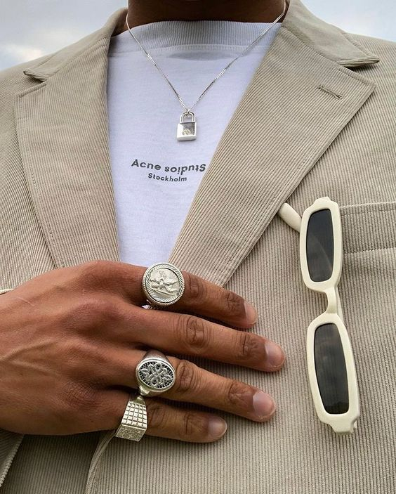 33+ Where to get mens jewelry information