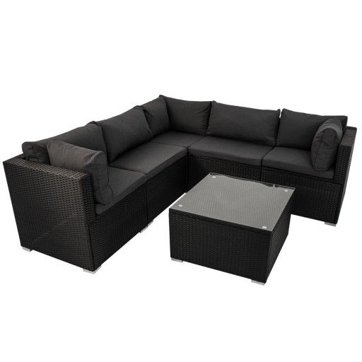 Kup Teraz Na Allegro Pl Za 2 148 00 Zl 732 Meble Naroznik Rattanowy Ogrodowy Rattan Raty 6842597122 All Outdoor Sectional Sofa Furniture Outdoor Sectional