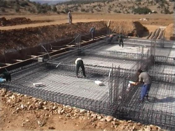 Raft foundation const 150 methods materials for Disadvantages of icf construction