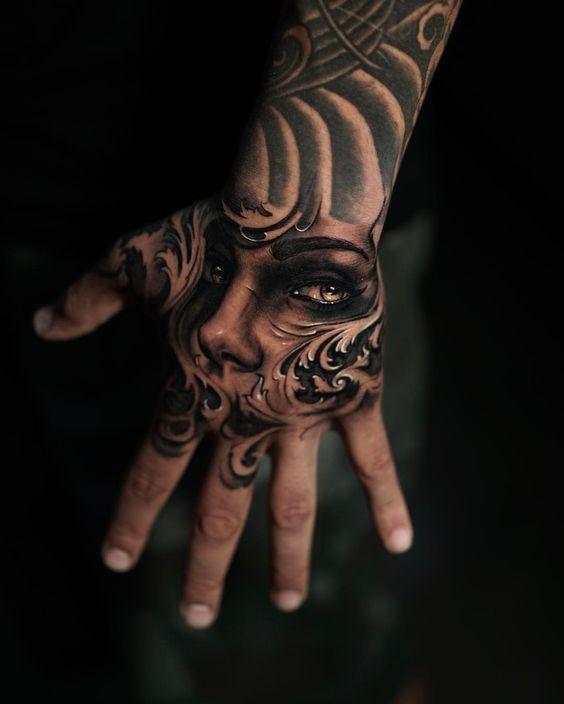 best full hand tattoos for men 2021