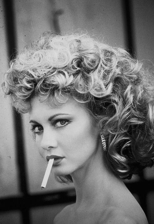 Olivia Newtown John. Sandy. Grease. Amazing.