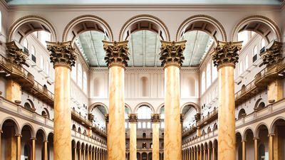 National Building Museum, Washington